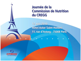 Lettre mensuelle n°11 – Septembre 2010 | Journée de la Commission de nutrition du CREGG