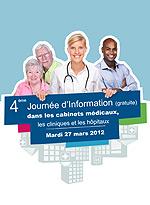 Lettre mensuelle n°25 – Février 2012   Mardi 27 Mars 2012 – 4ème Journée de Prévention du Cancer Colo-Rectal