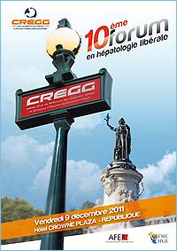 Lettre mensuelle n°23 – Décembre 2011   2011 se termine de façon dynamique pour la Commission Hépatologie du CREGG