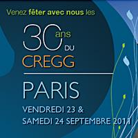 Lettre mensuelle n°20 – Septembre 2011 | 30ème congrès du CREGG