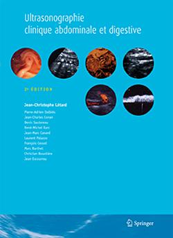 Livre d'Ultrasonographie clinique abdominale et digestive - 2ème Edition