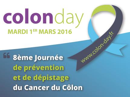 Journée de Prévention du Cancer colorectal