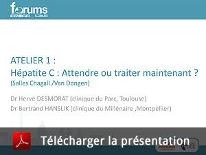 12ème Forum en Hépatologie Libérale – 6 décembre 2013
