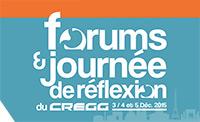 Forums scientifiques du CREGG