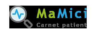 Tutoriel pour l'utilisation de l'application connectée MaMICI