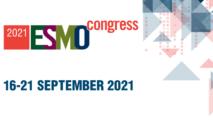 Congrès ESMO 2021