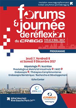 Forums du CREGG – Edition 2017