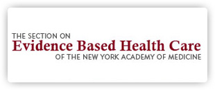 Evidence based medicine resource center de la New York Academy of Medicine Library
