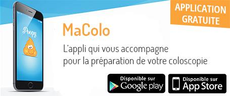 Application MaColo