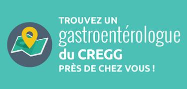 Retrouvez un gastrentérologue du CREGG près de chez vous