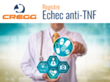 "Registre du CREGG ""Echec anti TNF"""