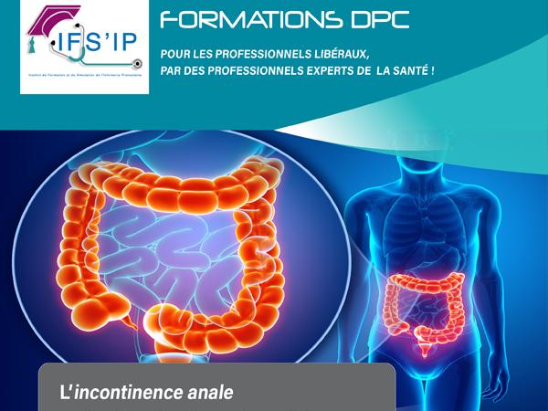 Formation DPC - L'incontinence anale - 28 Janvier 2021