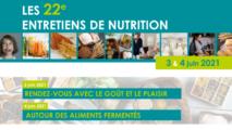 22e Entretiens de Nutrition de l'Institut Pasteur de Lille